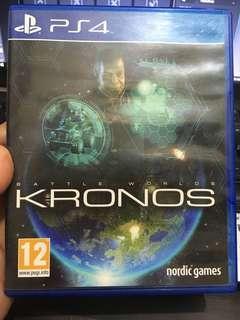 PS4 Kronos