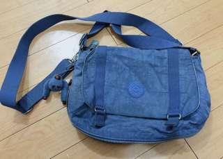 Authentic Kipling 2 way bag Sky Blue
