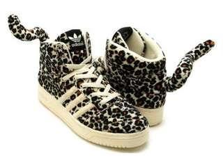 🚚 Adidas Jeremy Scott Leopard V24536聯名 賣場唯一全新正品