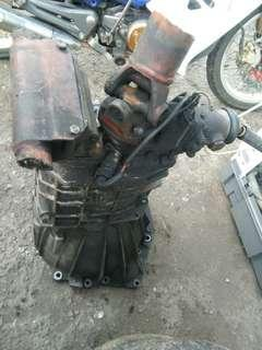 gearbox iveco daily s13