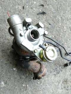 iveco daily original turbo turbine