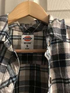 Vintage Dickies flannel