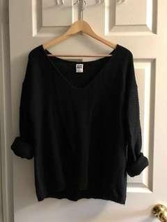 VERO MODA oversized knit sweater size M