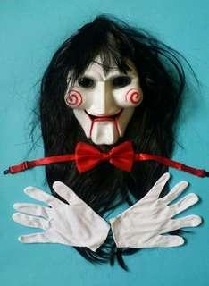 Party Mask Jigsaw Mask Set