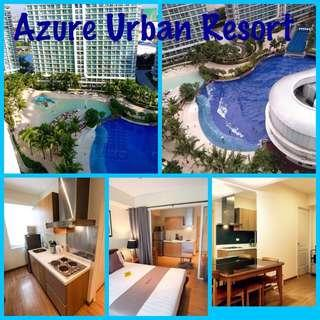 Azure Urban Resort Staycation