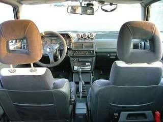 Mazda bf turbo seat