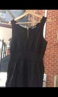James Perse Dress black sz 2