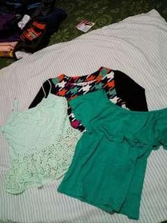 Green bundle