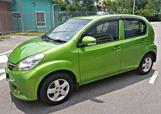 Myvi 1.3 EZ auto 2014