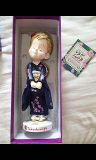 Rose Chan doll by Takashimaya