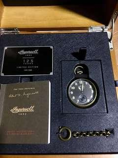Ingersoll collection watch only 250 pcs all over the universe