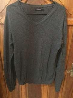 Sweater executive grey