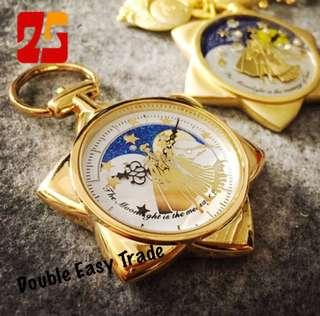 Sailor Moon💑禮服蒙面俠 愛的掛「錶」