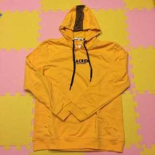 🚚 黃色帽T