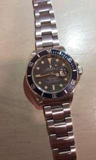 Rolex 16800 matte