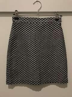 BNWT Kookai Dallas Skirt (size 34)