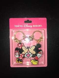 *NEW Tokyo Disneyland Keychain