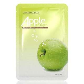 Timeless Truth Apple Stem Cell Collagen Mask - Bio Cellulose Face Mask