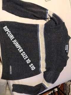 Ripcurl jumper