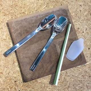 台灣 Concerto 餐具套裝:筷子匙套裝