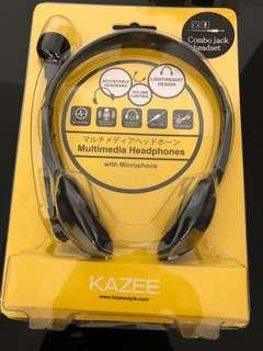 Multimedia headphone