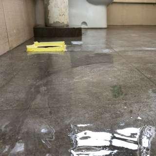 Waterproofing (no hacking)