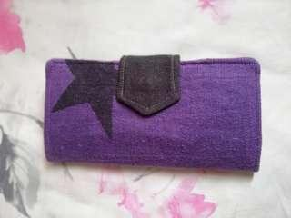 New Wallet (handmade by baby vibes)