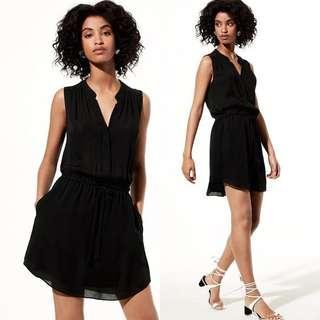 Aritzia Babaton Benedict Dress - Black