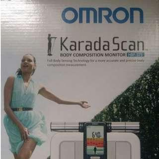 Omron Weight BMI Scale