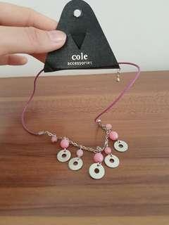 Kalung Pink Cole