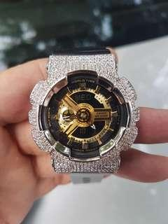 Baby G customize bezel