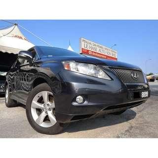 2010 Lexus RX350 3.5 [1OWNER][LIKE NEW][CBU UNIT][MUST VIEW] 10