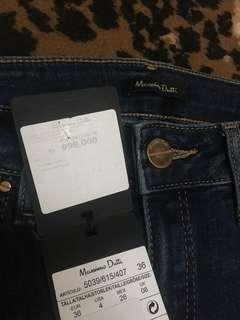 New! Jeans massimo dutti