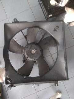 Kipas radiator wira satria