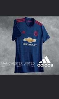 Looking for Manchester United 16/17 away kit
