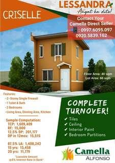 Camella Alfonso - Affordable House & Lot Near Tagaytay L Series Units & Camella Series