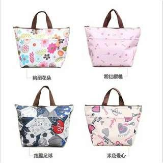 Shoppers Bag Motif