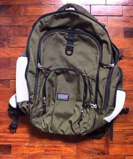 Hanuman Back Pack Green