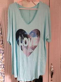 Love Loose Beach Cover Up