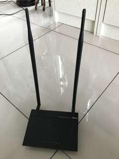 Asus router high power antenna