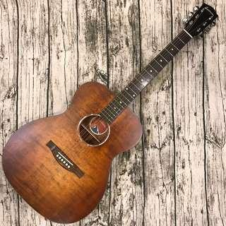 Eastman PCH1-OM-CLA Acoustic Guitar, Orchestra Model, Classical