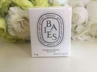 Diptyque BAIES scented candle-70g