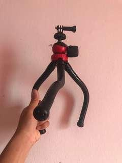 Octopus Flexible High Quality Tripod