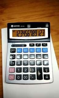 🚚 KINYO 桌上型護眼計算機 KPE592