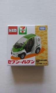 Tomica Takara Tomy 7-11 7 Eleven Toyota Auto Body 車仔