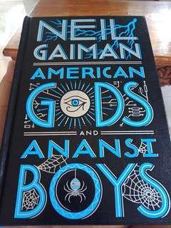 American Gods n Anansi Boy