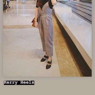 Nakedsol - Kerry Heels Black