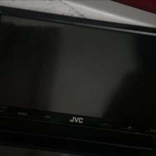 Car radio JVC