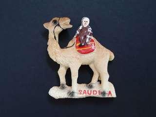 FRIDGE MAGNET SAUDIA