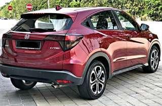 2016 HONDA HRV 1.8 AT SUV SAMBUNG BAYAR CAR CONTINUE LOAN